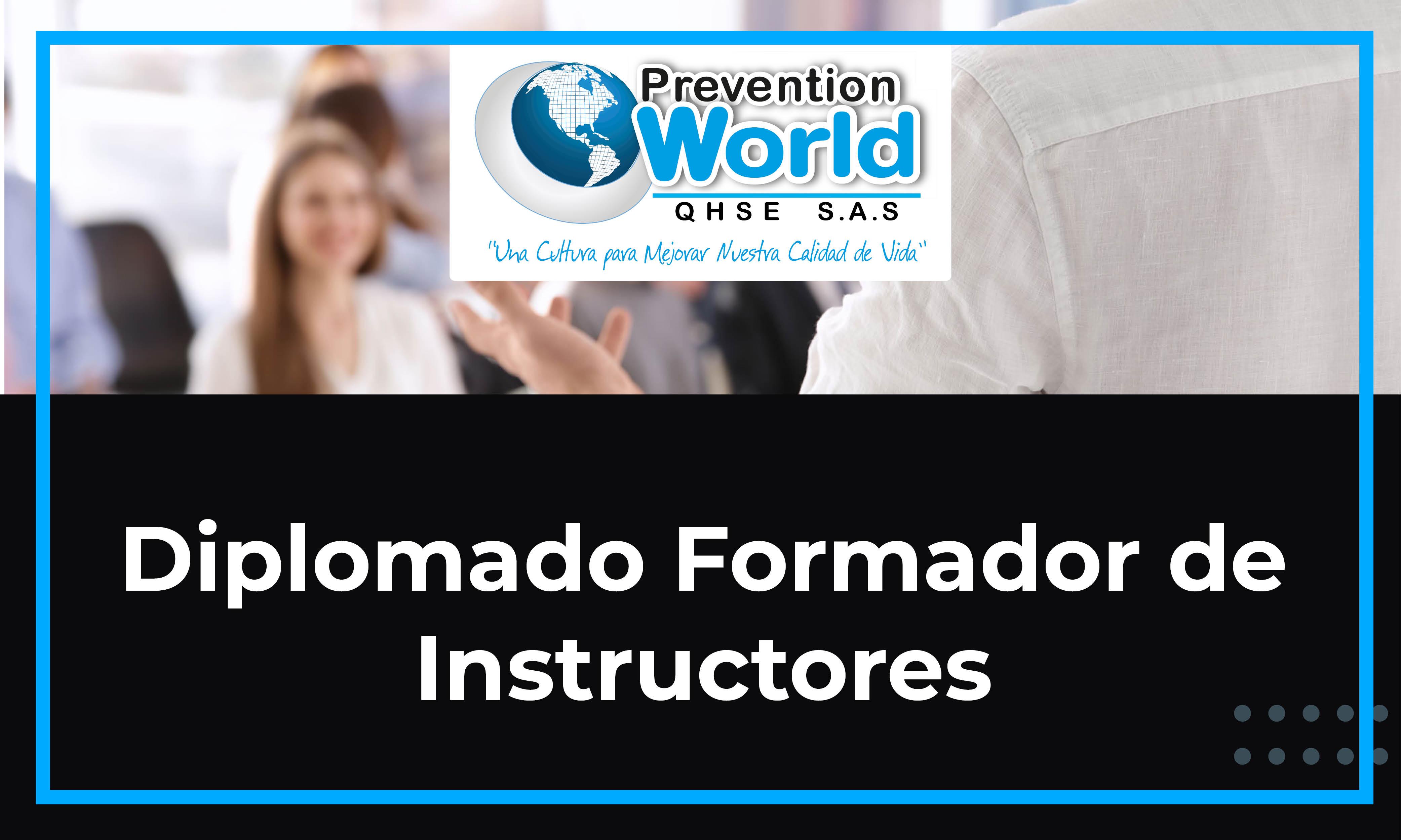 Diplomado Formador de Instructores