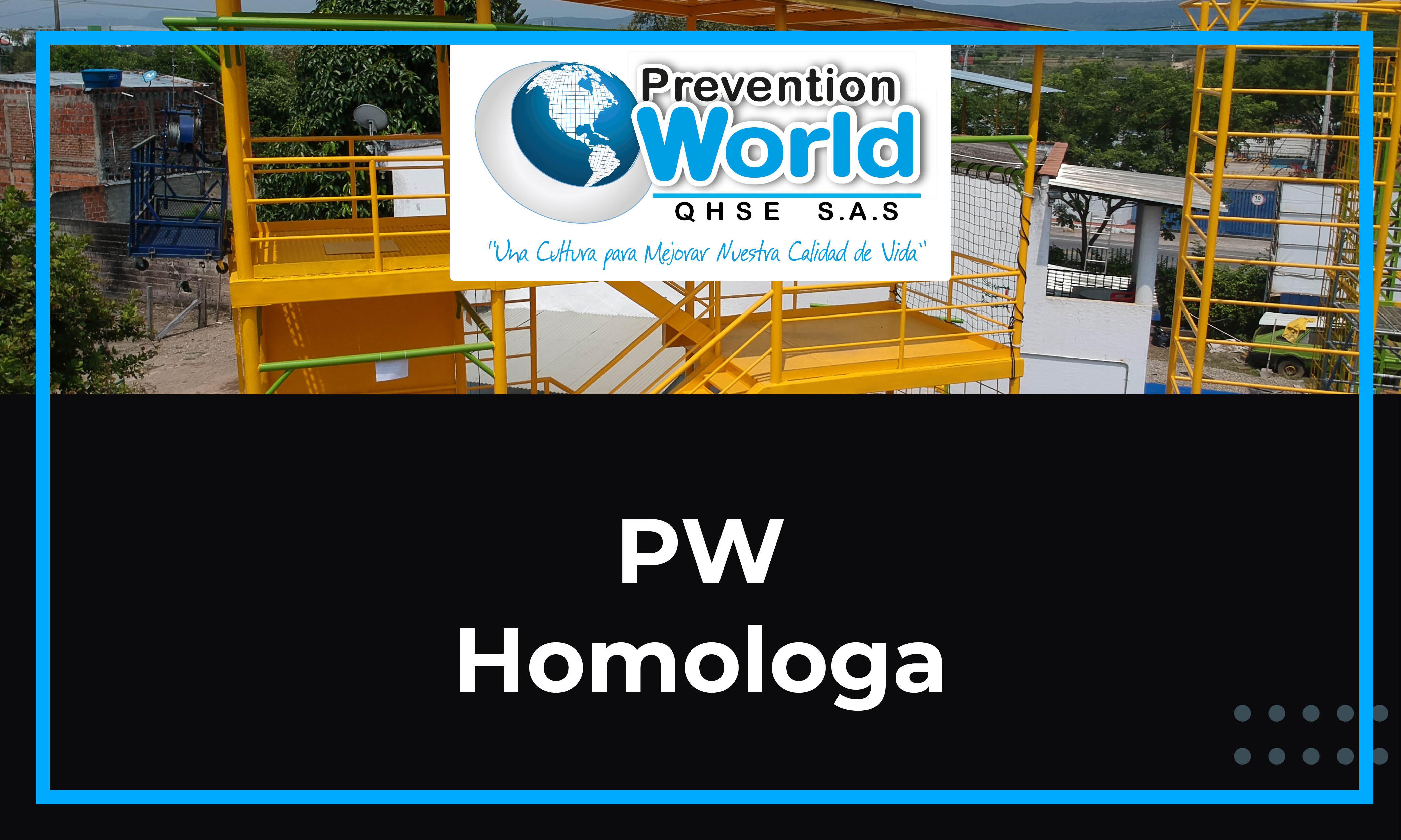 PW Homologa