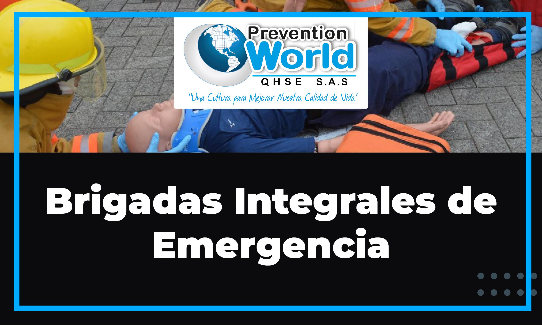 Brigadas Integrales de Emergencia